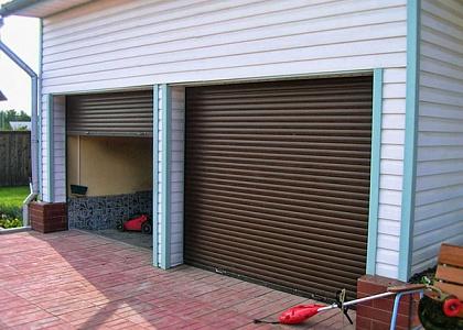 Купить рольставни на гараж в омске шторы в гараж купить в иркутске